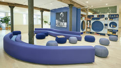 The Wonder is a play space for imaginative families