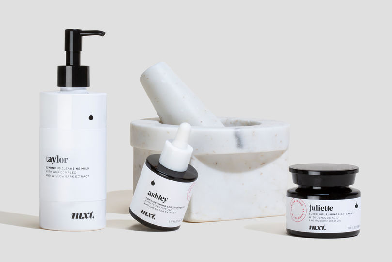 LSN : News : Mxt skincare offers 40m formulations