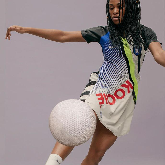Nike and Christelle Kocher (Koché)