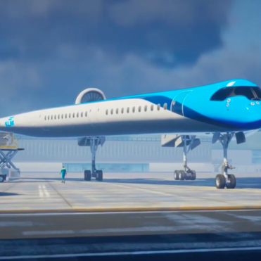 KLM redesigns the aircraft as we know it