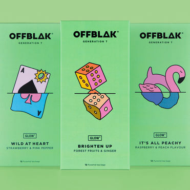 Offblak rebrands tea for a new generation