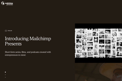 Mailchimp Presents