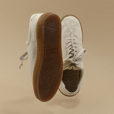 This sneaker is 100% biodegradable