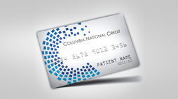 A credit card for medicinal cannabis