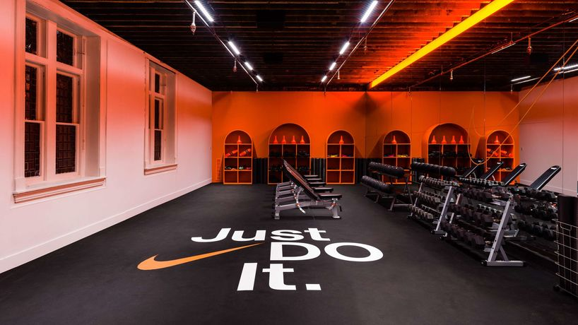 Just Do It HQ At The Church, Nike, Chicago