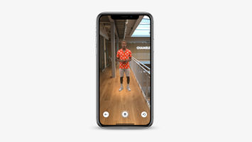 ASOS launches a virtual catwalk in AR