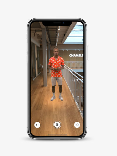 ASOS Virtual Catwalk