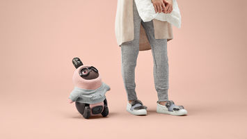 Cannes Lions 2019: Lovot is an emotional robot that tackles loneliness