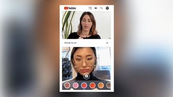 YouTube launches AR for trying on make-up