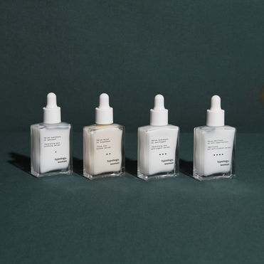 Skin serums that traverse women's cycles