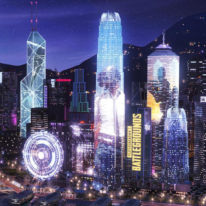 EMF by Nikopicto and Grey Hong Kong for Hong Kong Tourism Board