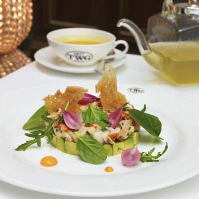 TWG Tea restaurant, London