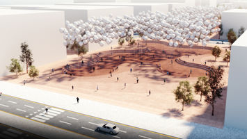 SolarCloud envisages public art as a source of green energy