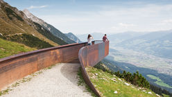 Snøhetta uses architecture to propose slower tourism