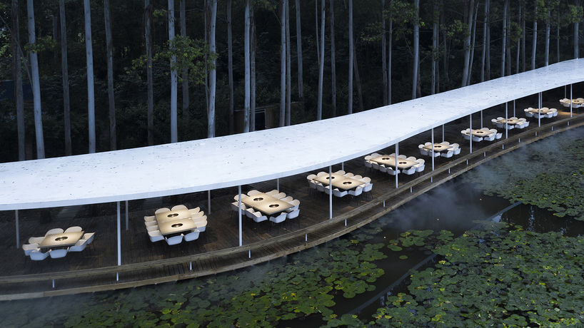Garden Hotpot Restaurant by Muda Architects, Chengdu