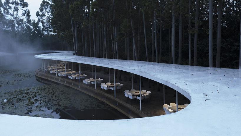 Garden Hotpot Restaurant by Muda Architects, Chengdu