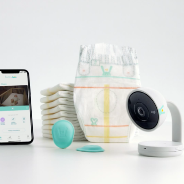 Pampers launches smart diapers
