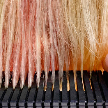 The future of hair colour could be programmable
