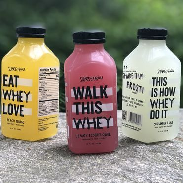 This drink brand brings dairy trash to your table