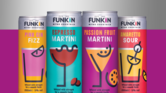 Funkin shakes things up with nitro cocktail cans
