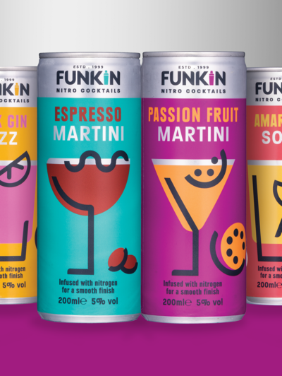 Funkin Nitro Cocktails, UK
