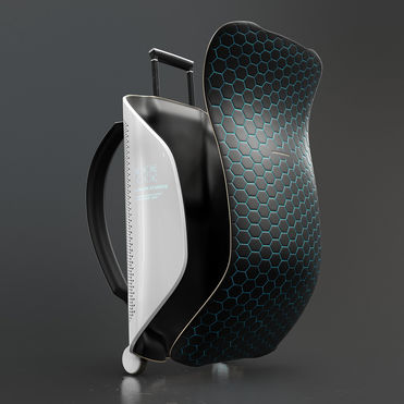 Horizn reimagines the suitcase for space tourism