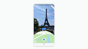 Google adds an augmented reality layer to its maps