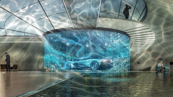 Aston Martin's design service turns garages into galleries