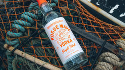 Rogue Wave is the antithesis of luxury vodka