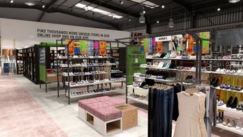 Refashioning charity retail