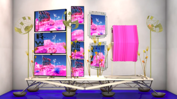 Selfridges spotlights digital products in its windows