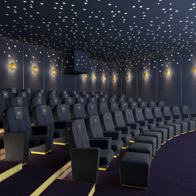 Selfridges Cinema, London
