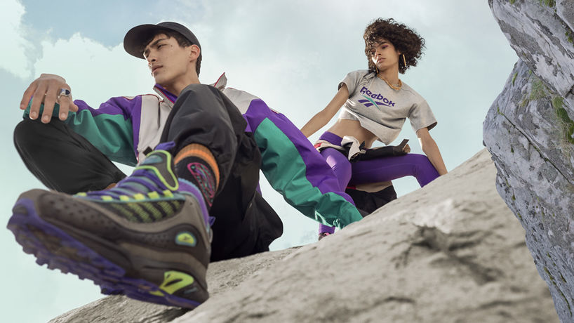 Reebok autumn/winter 2019 Trail Collection