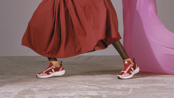 Veja debuts a post-petroleum running shoe