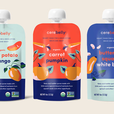 Cerebelly's baby food is backed by neuroscience