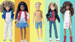 Mattel's gender-inclusive doll line challenges norms