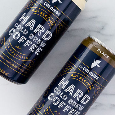 A hard coffee drink for busy Millennials