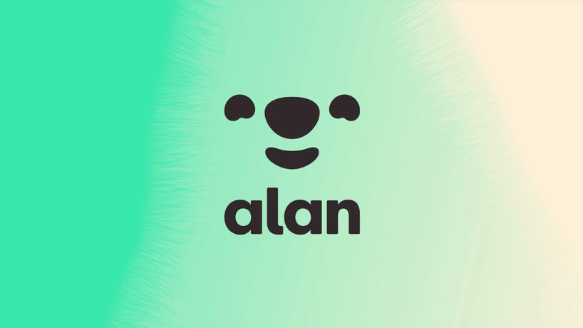 Alan, branding by Design Studio