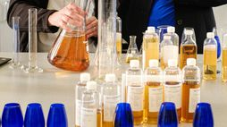 Diageo's lab puts sustainability in the spotlight