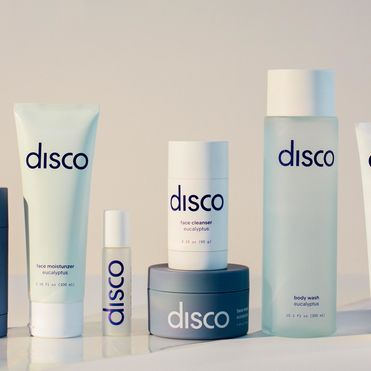 disco launches skincare for the grown-up lad