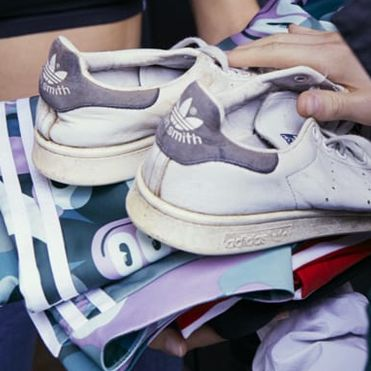 Adidas rewards customers for reselling fashion