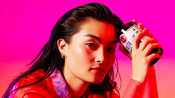A kombucha campaign that celebrates self-expression