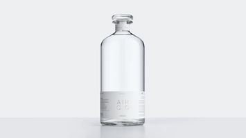 This carbon-negative vodka converts air into alcohol