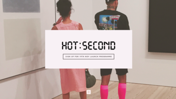 Hot:Second is swapping physical clothes for digital garments