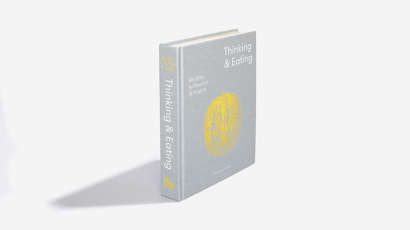 Thinking & Eating cookbook by School of Life