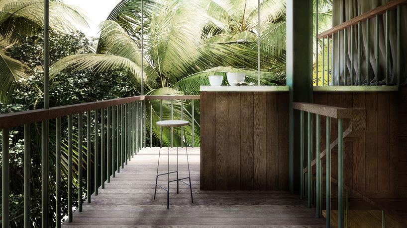 Stilt Studios by Alexis Dornier, Bali