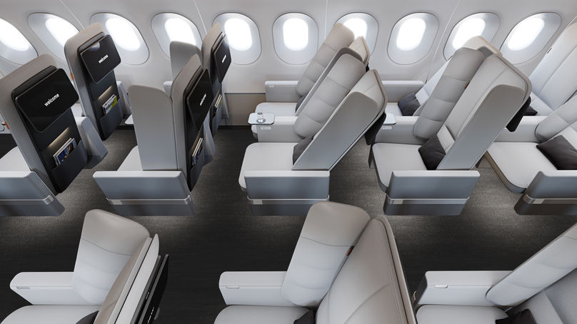 Interspace by New Territory in partnership with RedCabin and the Aircraft Cabin Innovation Summit