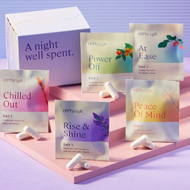 Remrise develops the sleep supplement market