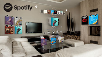 Spotify debuts AR to curate the at-home music experience