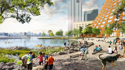 This Brooklyn waterfront is designed for resilience